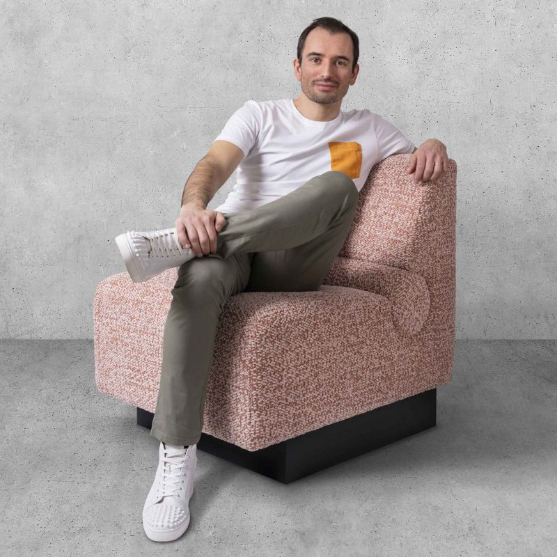 FABRICE_JUAN_FAUTEUIL_COSY @ MAURINE TRIC